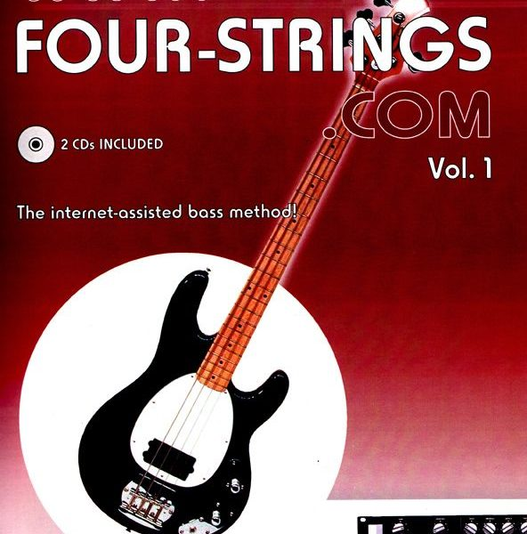 Cover Four Strings Vol. 1 (B600)