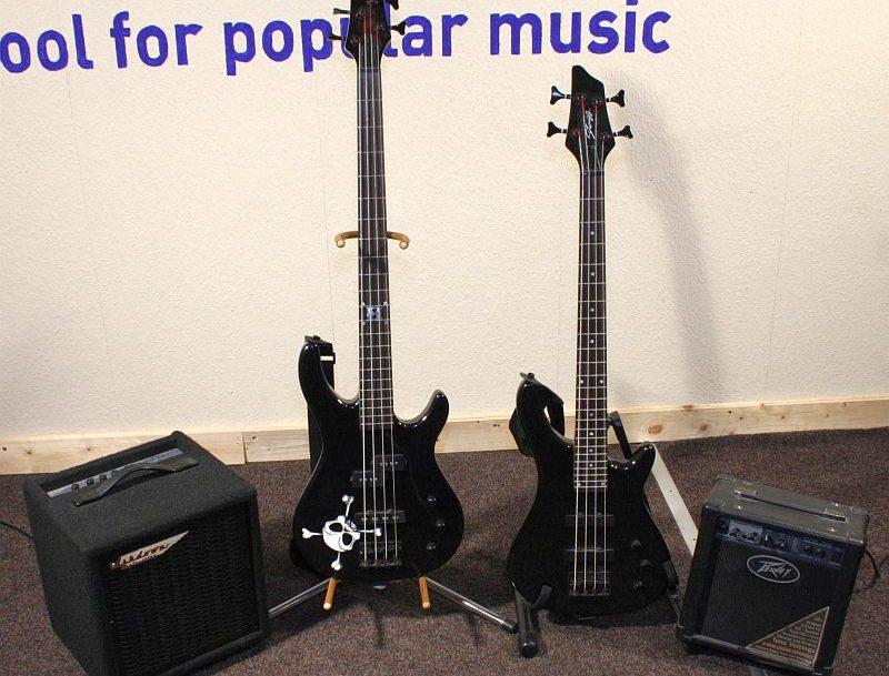 E-Bass Startersets