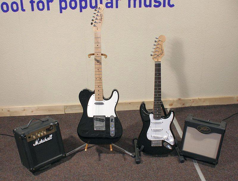 E-Gitarren Startersets