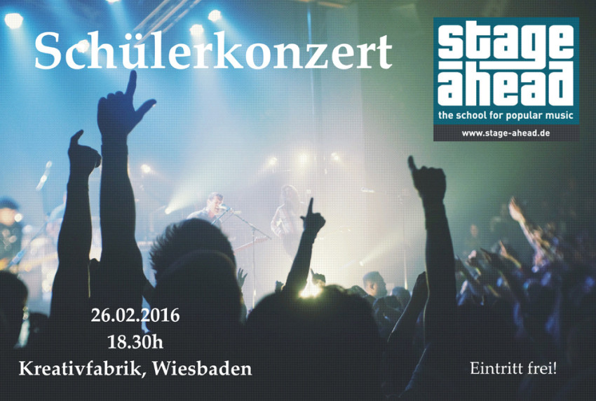 Schülerkonzert 2016 - A (B1000)