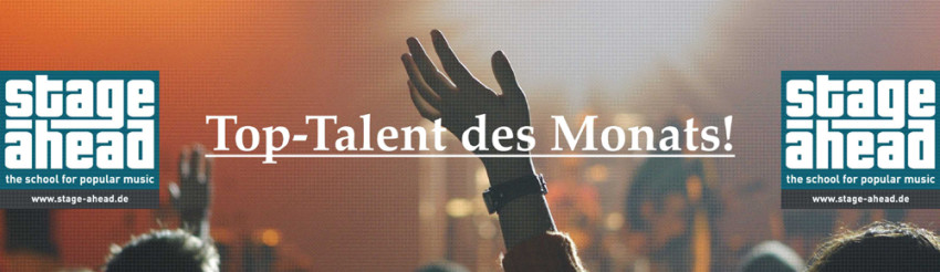 Top-Talent des Monats (Bauchbinde) - 2