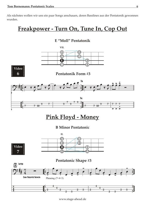 Basslinien mit Pentatonik - Seite 6