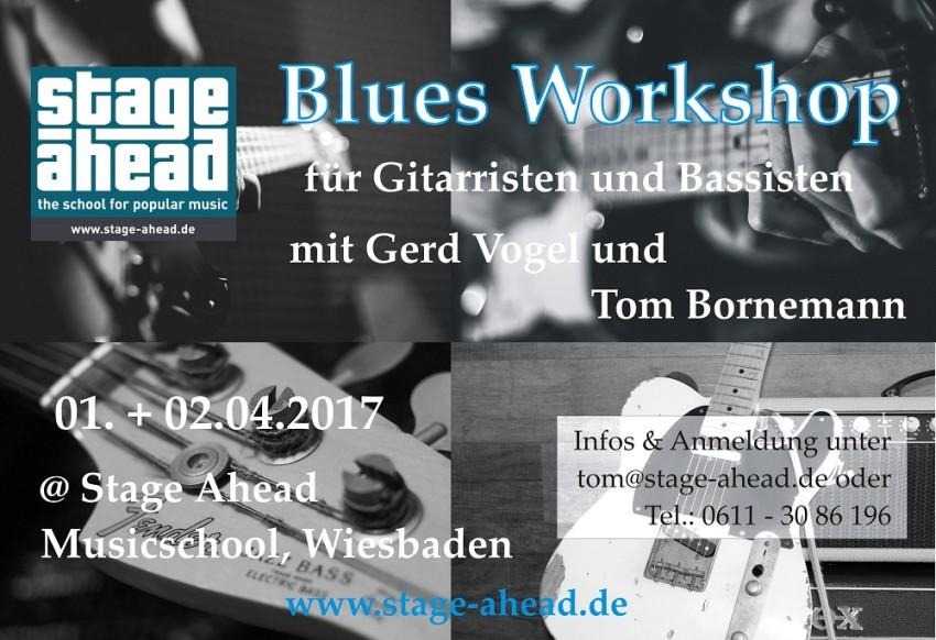 Blues für Gitarristen und Bassisten (B1000)