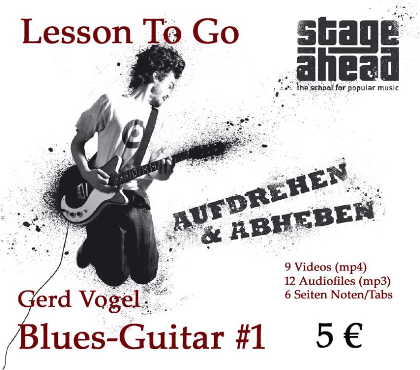 Lesson To Go - Blues-Guitar #1 copy