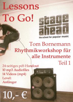 Lessons To Go - Rhythmikworkshop Teil 1 copy