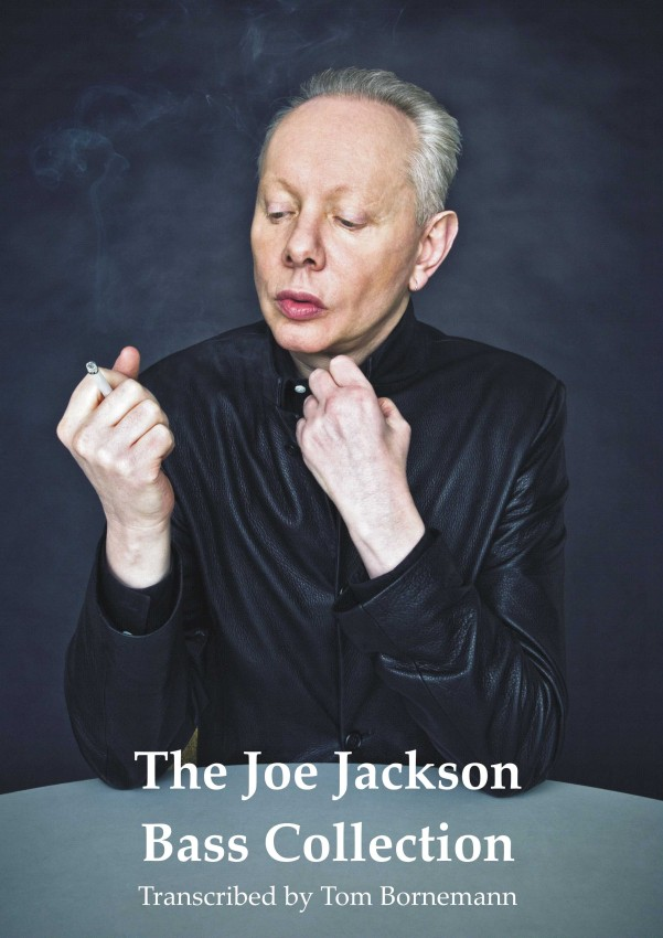 The Joe Jackson Bass Collection (Cover)
