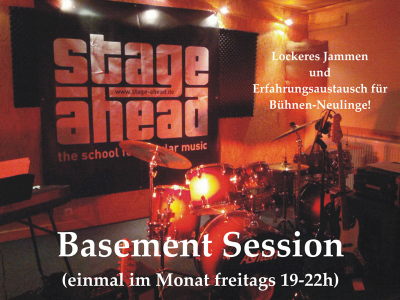 Basement Session (B800)