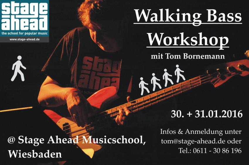 Walking Bass 2016 (B1000)