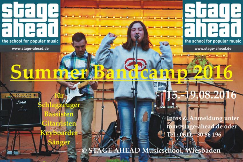 Summer Bandcamp 2016 (B1000)