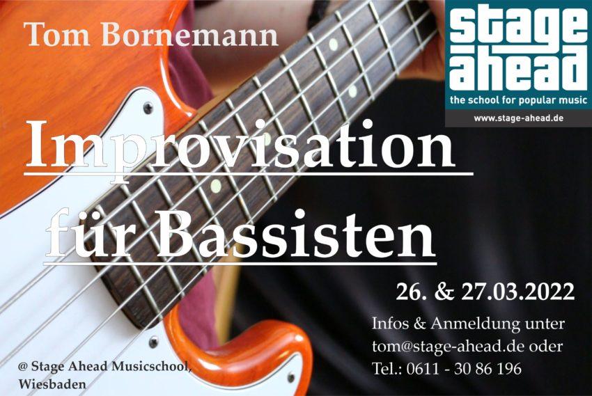 Improvisation für Bassisten