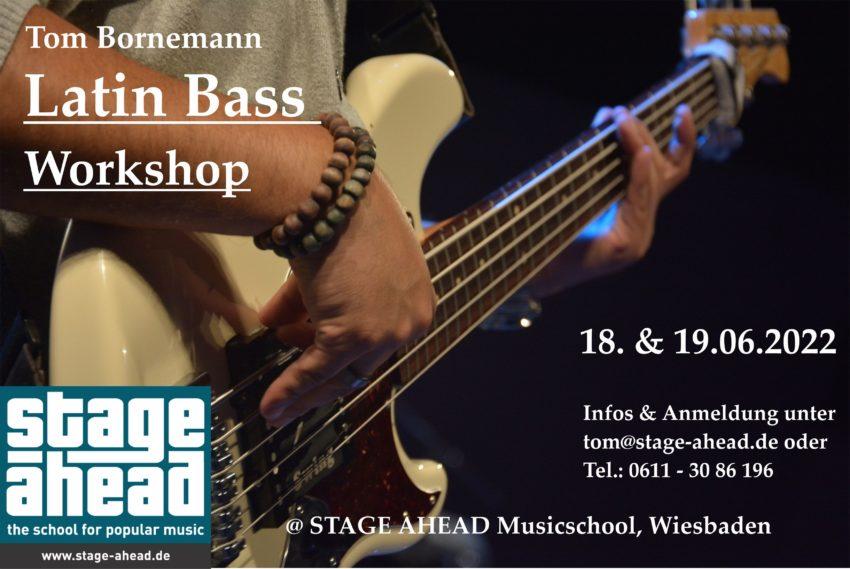 Latin-Bass Workshop