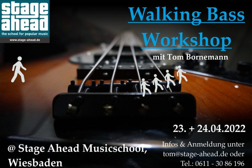 Walking Bass Workshop